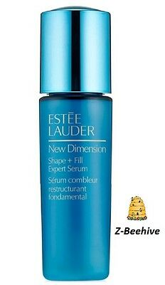 Estee Lauder New Dimension Shape and Fill Expert Serum 0.24 fl oz. New