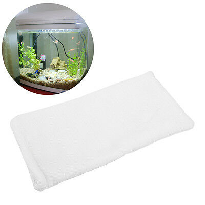 20 × 35cm 200pc Aquarium Fish Puisard Pre Filter Sachet Chaussettes Sac Bag Sock