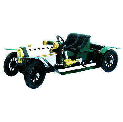 Mamod 1319BT Brooklands Tourer Working Live Steam Model Car - Ready Built