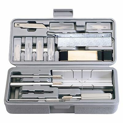 Draper 29 Piece Art/Craft/Wood Work Modellers / Modelling Tool Kit - 21835
