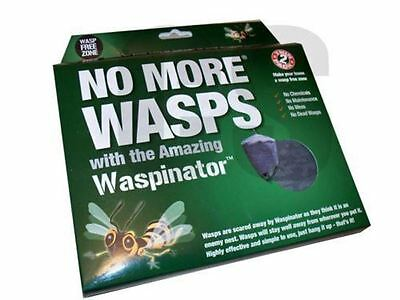 Original Waspinator No More Wasps Deterrent No Chemicals Twin Pack