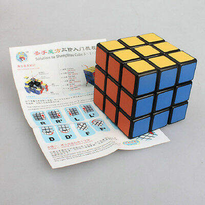 One Magic Ultra-smooth Professional Speed Cube Rubik's Puzzle Twist Kids Gift
