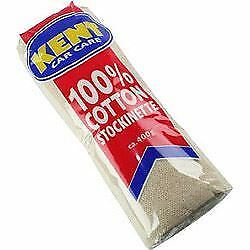 Kent Car Care Stockinette Polishing & wiping Cloth 400g