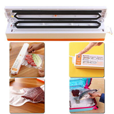 Automatic Electric Sous Vide Vacuum Sealer Food Packer Bag Packing Machine