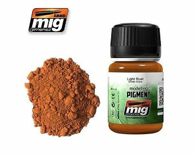 Ammo Of Mig Pigment Light Rust Cod.amig3006