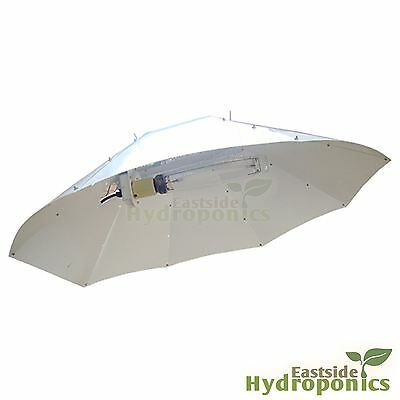 Omega Large Parabolic Shade Grow Light Reflector 100cm Hydroponics