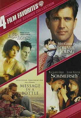 4 Film Favorites: Love Stories Collection New Dvd