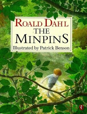 The Minpins (Picture Puffin), Dahl, Roald Paperback Book The Cheap Fast Free