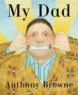 My Dad by Browne, Anthony Paperback Book The Cheap Fast Free Post