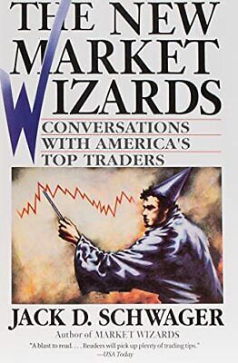 The New Market Wizards: Conversations with Ame... by Schwager, Jack D. Paperback