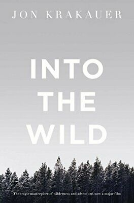 Into the Wild (Picador Classic) by Krakauer, Jon Paperback Book The Cheap Fast