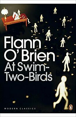 At Swim-two-birds (Penguin Modern Classics) by O'Brien, Flann Paperback Book The