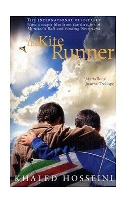 The Kite Runner, Hosseini, Khaled Paperback Book The Cheap Fast Free Post