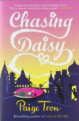 Chasing Daisy, Toon, Paige Paperback Book The Cheap Fast Free Post
