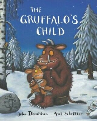 The Gruffalo's Child by Donaldson, Julia Hardback Book The Cheap Fast Free Post