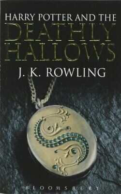 Harry Potter and the Deathly Hallows (Book 7) [Adu... by J. K. Rowling Paperback