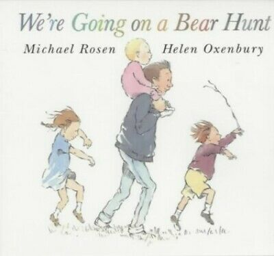 We're Going On A Bear Hunt Pop Up (Little Favourit... by Rosen, Michael Hardback