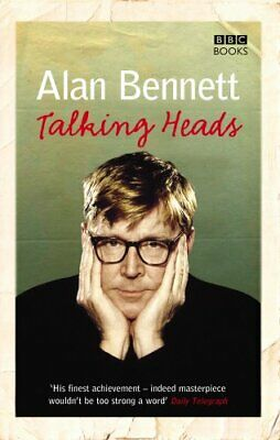 Talking Heads by Bennett, Alan Paperback Book The Cheap Fast Free Post
