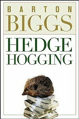 Hedge Hogging by Biggs, Barton Hardback Book The Cheap Fast Free Post