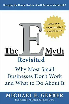 The E-Myth Revisited: Why Most Small Business... by Gerber, Michael E. Paperback