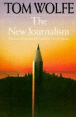 The New Journalism (Picador Books) by Wolfe, Tom Paperback Book The Cheap Fast