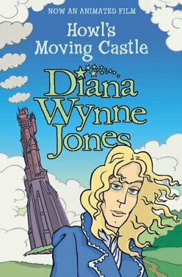 Howl's Moving Castle, Jones, Diana Wynne Paperback Book The Cheap Fast Free Post