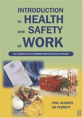 Introduction to Health and Safety at Work: The Handb... by Ferrett, Ed Paperback