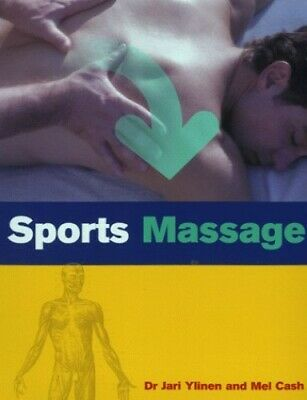 Sports Massage by Cash, Mel Paperback Book The Cheap Fast Free Post