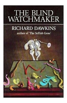 The Blind Watchmaker by Dawkins, Richard Hardback Book The Cheap Fast Free Post