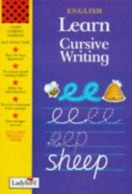 Cursive Writing (Learn), Taylor, Geraldine Paperback Book The Cheap Fast Free