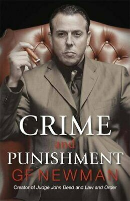 Crime and Punishment Vol 1 by Newman, G.F. Hardback Book The Cheap Fast Free