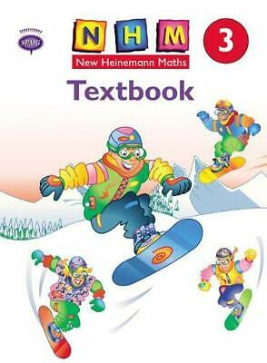 New Heinemann Maths Yr3, Textbook: Year 3 by Scottish Primary Mathemat Paperback