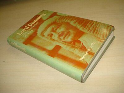 Discipline of Law by Denning, Alfred Hardback Book The Cheap Fast Free Post