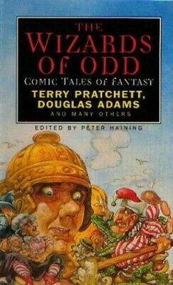 The Wizards Of Odd: Comic Tales of Fantasy by Douglas Adams Paperback Book The