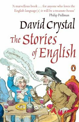 The Stories of English by Crystal, David Paperback Book The Cheap Fast Free Post