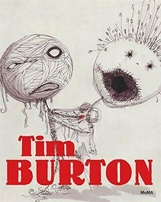 Tim Burton, Jenny He Paperback Book The Cheap Fast Free Post