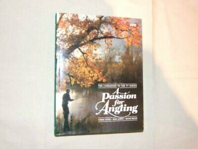 A Passion for Angling, etc. Hardback Book The Cheap Fast Free Post