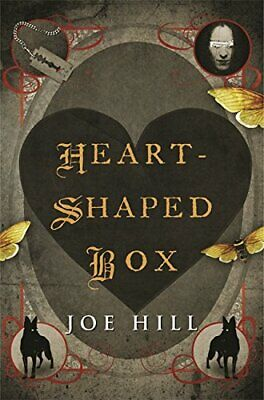 Heart-Shaped Box by Hill, Joe Paperback Book The Cheap Fast Free Post