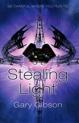 Stealing Light by Gibson, Gary Hardback Book The Cheap Fast Free Post