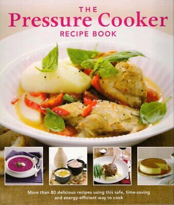 The Pressure Cooker Recipe Book by Suzanne Gibbs Book The Cheap Fast Free Post