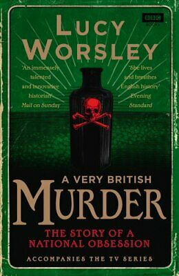 A Very British Murder by Worsley, Lucy Book The Cheap Fast Free Post