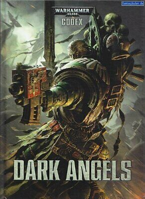 Codex Dark Angels by Jeremy Vetock Book The Cheap Fast Free Post