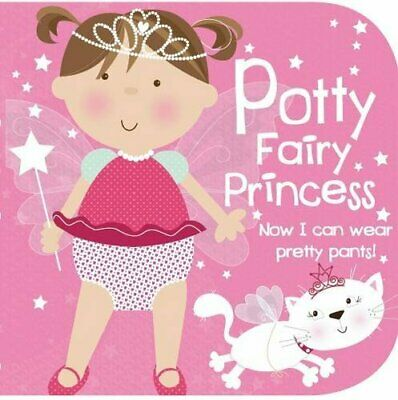 Potty Fairy Princess (Potty Training Storybook) by Parragon Book The Cheap Fast