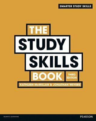 The Study Skills Book (Smarter Study Skills) by Weyers, Dr Jonathan Book The