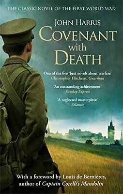 Covenant with Death by Harris, John Book The Cheap Fast Free Post
