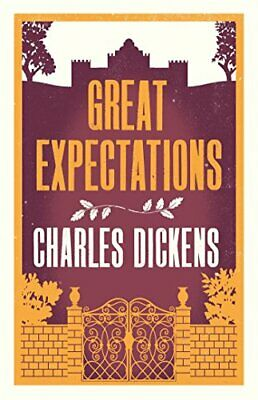 Great Expectations (Alma Classics Evergreens) by Charles Dickens Book The Cheap