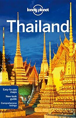 Lonely Planet Thailand (Travel Guide) by Skolnick, Adam Book The Cheap Fast Free