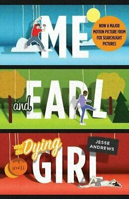 Me and Earl and the Dying Girl, Jesse Andrews Book The Cheap Fast Free Post