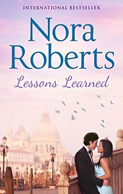 Lessons Learned by Nora Roberts Book The Cheap Fast Free Post