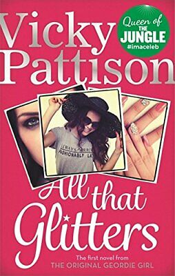 All That Glitters by Pattison, Vicky Book The Cheap Fast Free Post